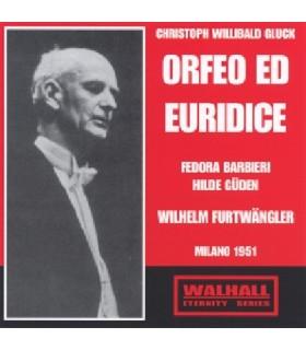 ORPHEE & EURYDICE - W. Furtwängler, 1951