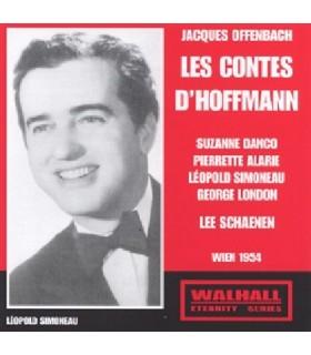 LES CONTES D'HOFFMANN - L. Schaenen, 1954