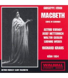 MACBETH - R.Kraus, 1954