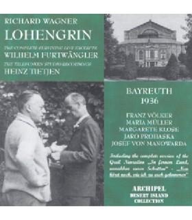 LOHENGRIN (Extraits Acte III)