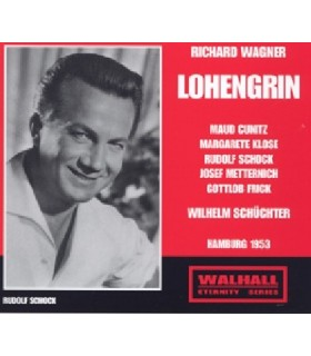 LOHENGRIN - W. Schüchter, 1953