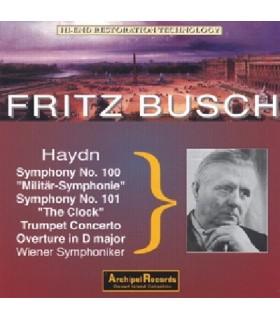 Symphonies N°100 & 101