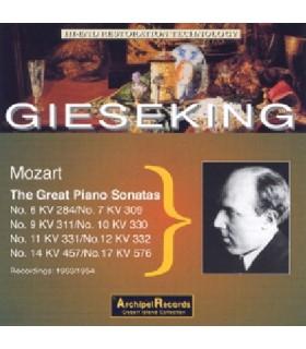 Les Grandes Sonates pour piano