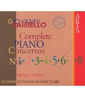 Concertos pour piano N°1 à 8