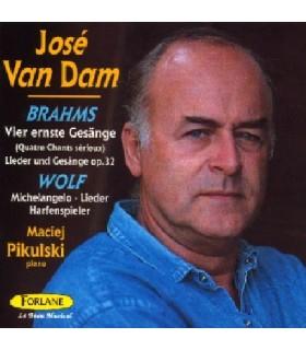 Johannes BRAHMS / WOLF