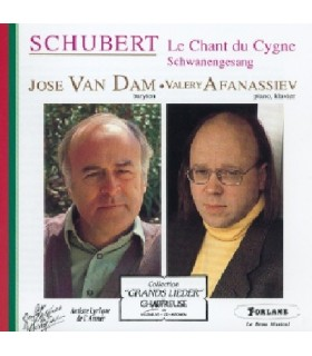 SCHUBERT CHANT DU CYGNE