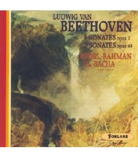 Intégrale des Sonates pour piano Vol. 1