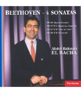 Intégrale des Sonates pour piano Vol. 4