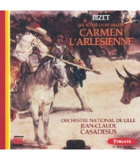 CARMEN - L'ARLESIENNE