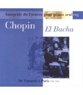 Œuvres pour piano seul - Vol.03 - EL BACHA