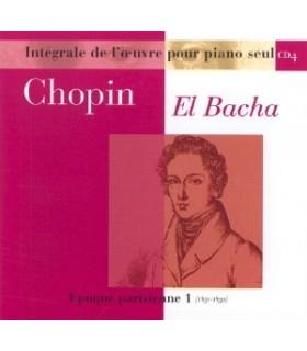 Œuvres pour piano seul - Vol.04 - EL BACHA