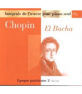 Œuvres pour piano seul - Vol.05 - EL BACHA