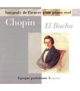 Œuvres pour piano seul - Vol.06 - EL BACHA