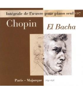 Œuvres pour piano seul - Vol.07 - EL BACHA