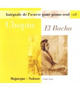 Œuvres pour piano seul - Vol.08 - EL BACHA