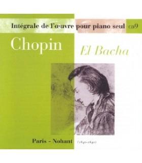 Œuvres pour piano seul - Vol.09 - EL BACHA