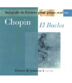 Œuvres pour piano seul - Vol.10 - EL BACHA