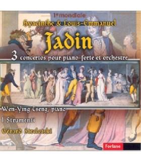 3 Concertos pour Piano-Forte et orchestre