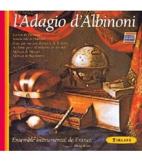 HAENDEL - Adagio, Sarabande pour cor