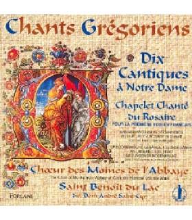 10 cantiques à Notre Dame