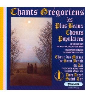 Les plus beaux chœurs populaires  Vol.1