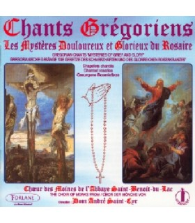 Les mystères douloureux et glorieux du Rosaire
