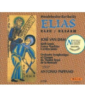 ELIAS - ELIJAH ORATORIO Op 70