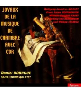 JOYAUX MUSIQUE DE CHAMBRE AVEC COR