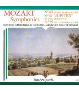 Symphonie N°40  & 41