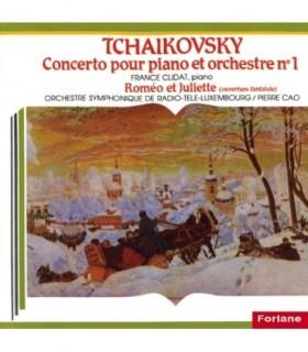 Concerto pour piano Op1 en si bémol mineur.