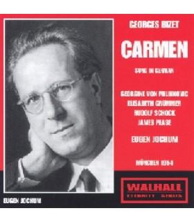 CARMEN - E. JOCHUM, Chanté en allemand