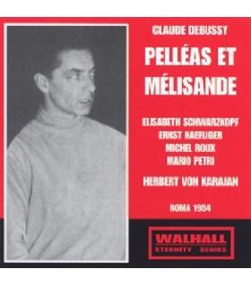 PELLÉAS ET MÉLISANDE - H. v. Karajan 1954