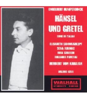 HÄNSEL UND GRETEL - Chanté en Italien, Karajan, 1954