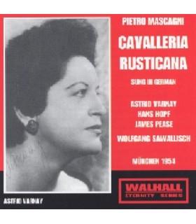 CAVALLERIA RUSTICANA Chanté en Allemand