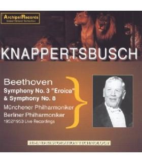 Symphonies N°3 & 8