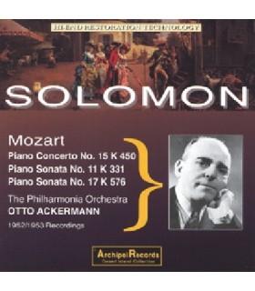 Concerto & Sonates pour piano
