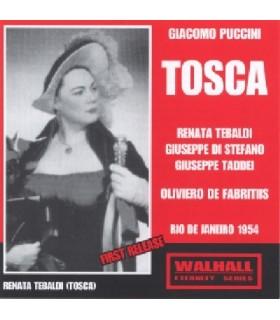 TOSCA - O. Fabritiis,1954