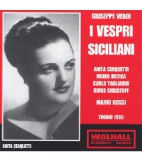 LES VÊPRES SICILIENNES - M. De Rossi, 1955