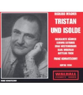 TRISTAN ET ISOLDE - F. Konwitschny, 1950