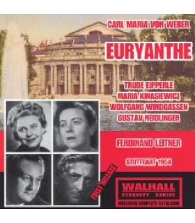 EURYANTHE - F. Leitner, 1954