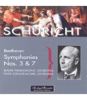 Symphonies N°3 & 7