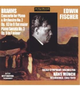 Concerto et Sonate pour piano