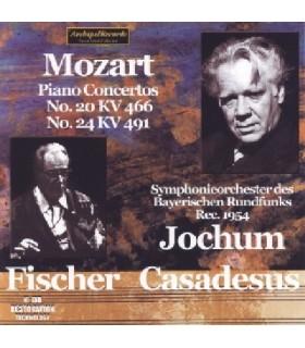 Concertos pour piano N°20 & 24