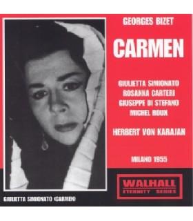 CARMEN - H. v. Karajan, 1955