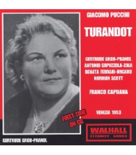 TURANDOT - F. Capuana, 1953