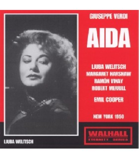 AIDA - E. Cooper, 1950