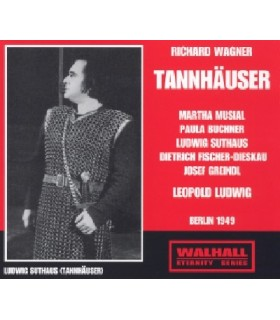 TANNHÄUSER - L. Ludwig, 1949