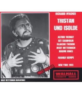 TRISTAN ET ISOLDE - R. Kempe, 1955