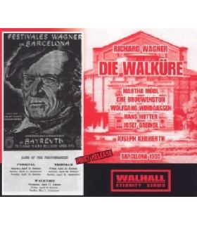 LA WALKYRIE - J. Keilberth, 1955
