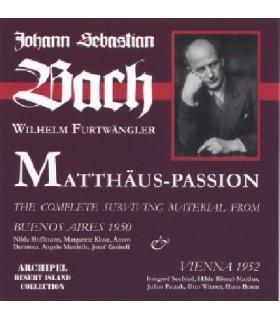 Passion selon Saint Mathieu